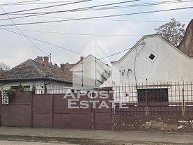 Casa de vânzare 4 camere, în Timişoara, zona Bălcescu