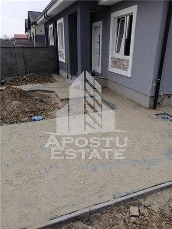 Casa tip Duplex cu toate utilitatiile in Cartierul Serena 3 Mosnita - imaginea 1