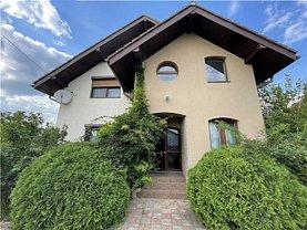 Casa de închiriat 4 camere, în Moşniţa Nouă, zona Central