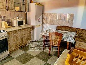 Casa de închiriat 2 camere, în Timişoara, zona Bălcescu