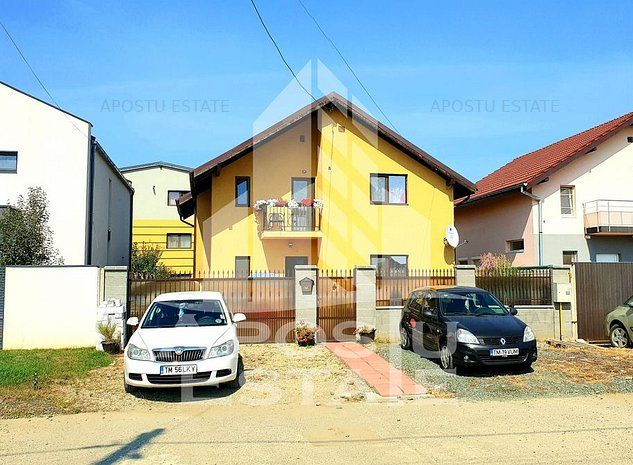 Casa superba in comuna Giroc - imaginea 1