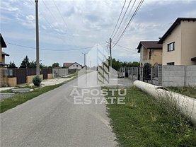Teren constructii de vânzare, în Remetea Mare, zona Central