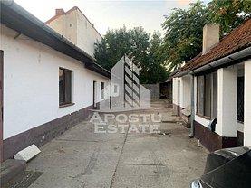 Teren constructii de închiriat, în Timisoara, zona Balcescu