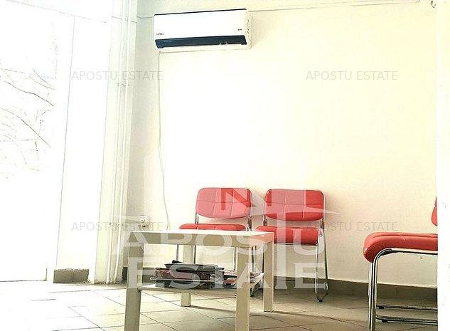2 camere Str Daliei Complexul Studentesc intrare separata parter - imaginea 1