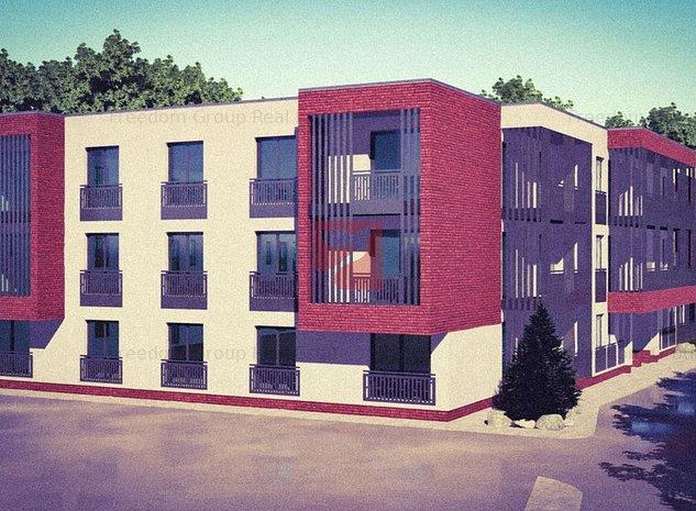 NOU! TB9 Premium Residence - ap 3 camere + loc parcare, 0% Comision - imaginea 1