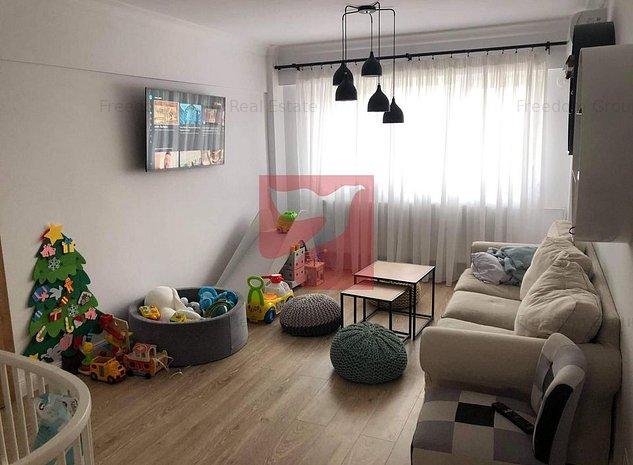 Apartament 3 camere || Stefan cel Mare || Obor || Renovat complet - imaginea 1