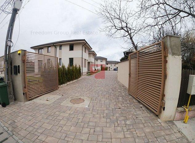 Vila 5 cam - cartier privat, piscina exterioara - comision 0% - imaginea 1