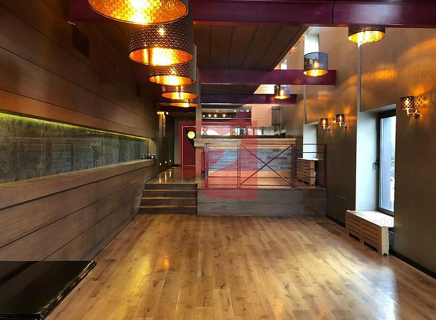 Spatiu comercial | Terasa | Victoriei | 470 mp | Pretabil restaurant - imaginea 1