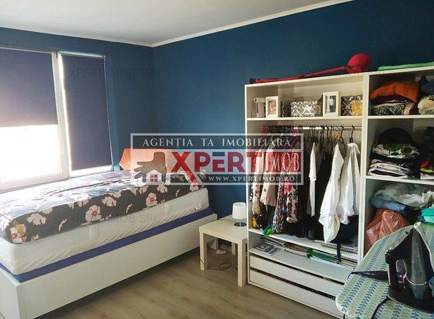 Apartament 3 camere, mobilat, 60 MP, finisat, zona Sala Sporturilor - imaginea 1