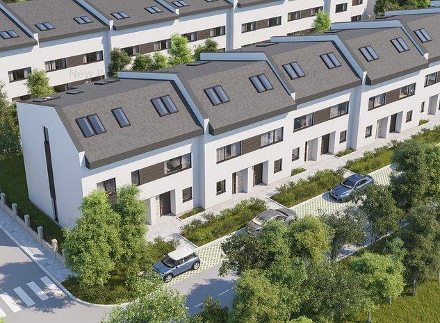 Vile noi Pipera - Complex Rezidential - Loc de joaca // New Point Villas - imaginea 1