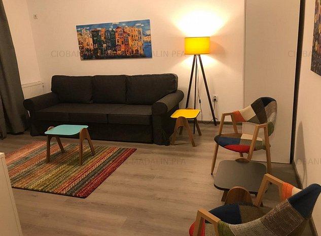 Prima inchiriere apartament 1 camera zona Braytim+ loc parcare - imaginea 1