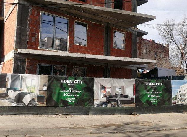 Centrul,str. Mieilor nr. 17-21,apartamente cu gradina - imaginea 1