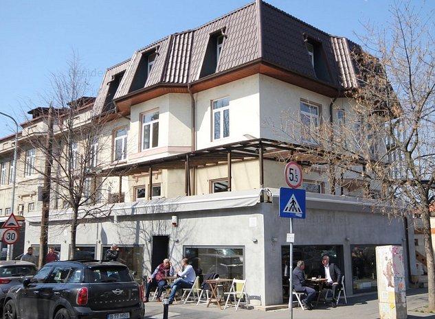 Vila in Piata Dorobantilor Proprietate i: 5