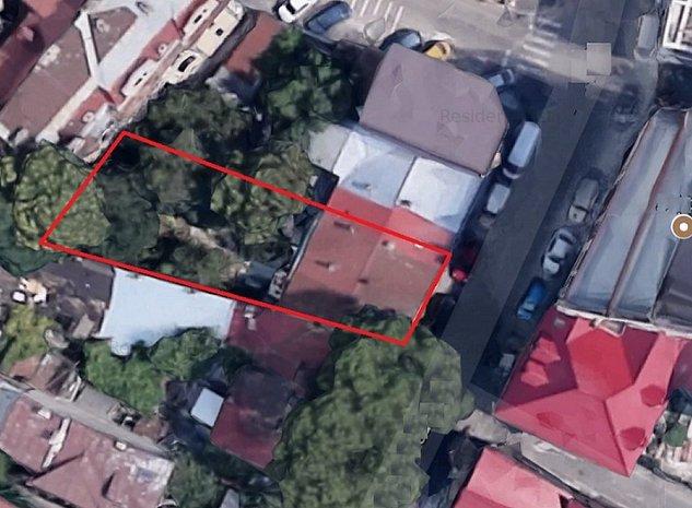Casa Eminescu teren de 130 mp proprietat: .