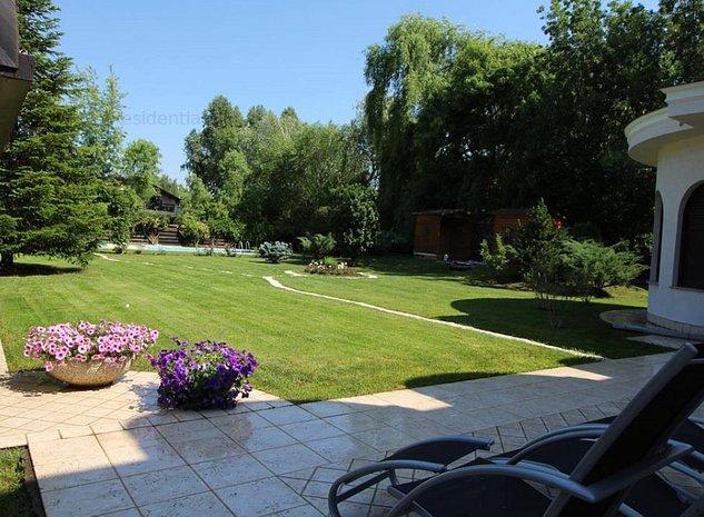 Paradisul Verde - Corbeanca - vila de ex: .