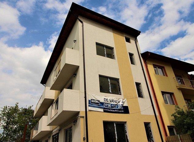 Bloc de Apartamente de Vanzare Zona Doam