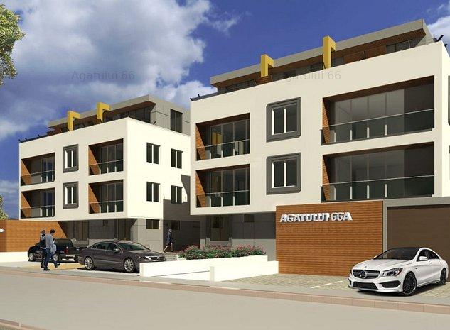 Boutique Apartamente 3 camere - imaginea 1
