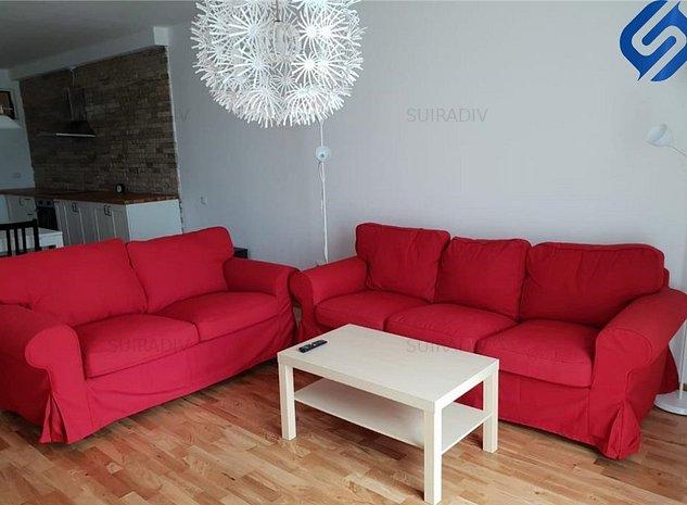 Apartament de inchiriat, cu 2 camere, in zona Grigorescu - imaginea 1