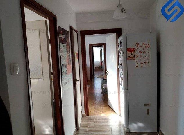 2 camere semidecomandate+ balcon inchis- Grigorescu - imaginea 1