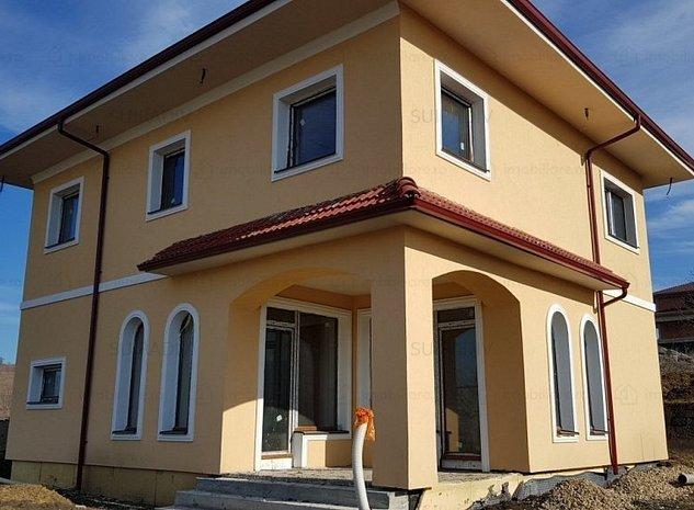 Casa de vanzare, cu 4 camere, in zona Borhanci - imaginea 1