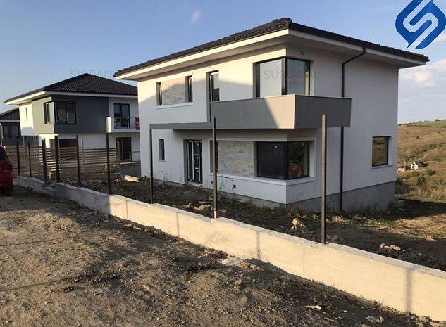 casa de vanzare+ teren 470 mp- Dezmir - imaginea 1