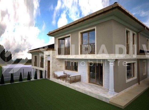 Casa de vanzare, cu 4 camere, Zona Iris - imaginea 1
