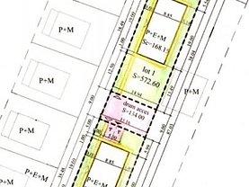 Teren constructii de vânzare, în Cluj-Napoca, zona Bună Ziua