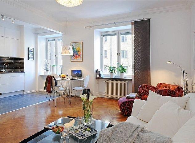 Apartament 1 camera | zona Palas | Decomandat - imaginea 1