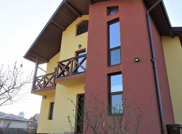 Casă 4 camere, 3 băi | 166 mp utili și 1000 mp teren | Miroslava-Valea Ursului - imaginea 1