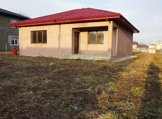 Casa cu 3 camere construita de proprietar | Teren 650 mp | Valea Ursului - imaginea 1