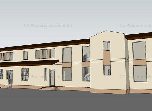 Vila noua cu 5 camere, ideala pentru birouri sau rezidenta - imaginea 1