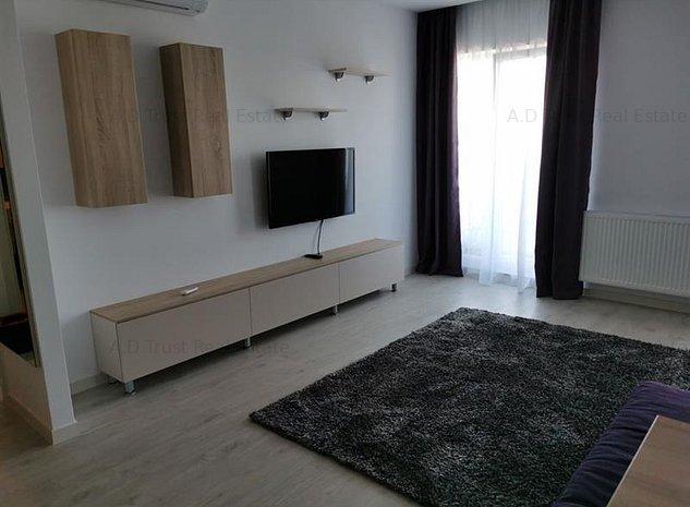 Inchiriere Apartament 2 camere zona Morarilor | Costin Georgian | Hercesa Vivend - imaginea 1