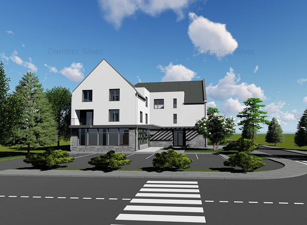 Apartament 2 camere structura mare decomandat insorit bloc nou Bartolomeu - imaginea 1