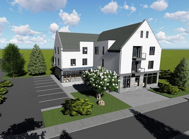 Apartament 2 camere insorit bloc nou structura mare  - imaginea 1