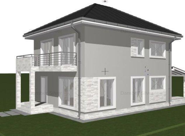 Case individuale, Korner Residence, Sacele zona Str.Noua, Bunloc-Artarului - imaginea 1