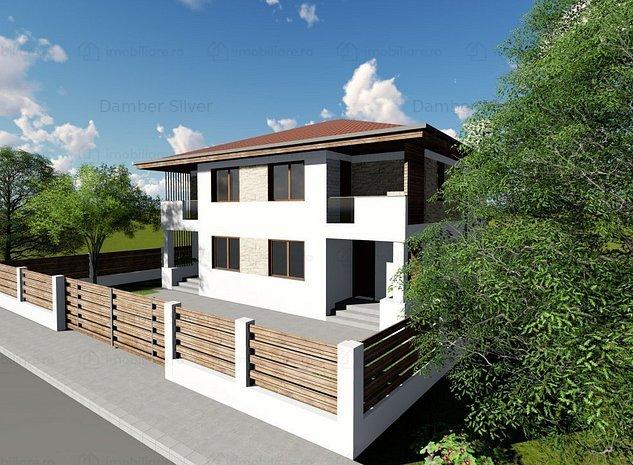 Duplex de vanzare in zona Bunloc Mun. Sacele - imaginea 1
