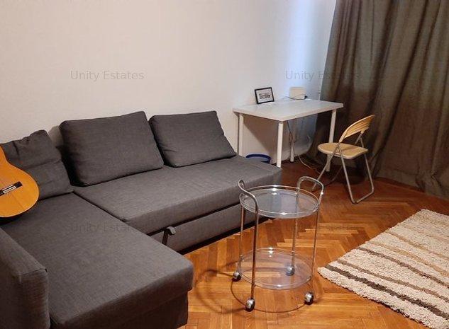 Apartament 2 Camere Arcul de Triumf - imaginea 1