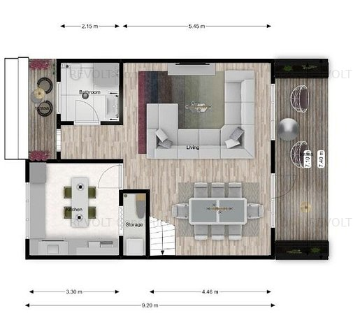 perla residence - imaginea 1