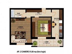 Apartament de vânzare 2 camere, în Bucureşti, zona Ozana