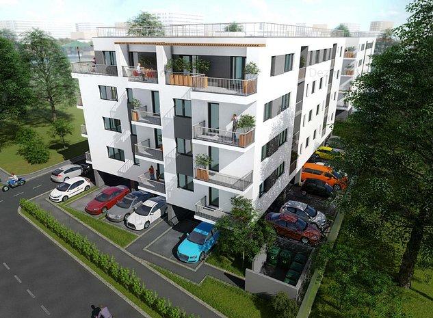Apartament 2 camere/ Ozana/ Direct dezvoltator - imaginea 1