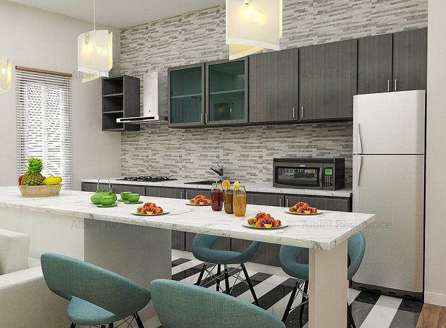 Apartament finalizat in ansamblu cochet, etaj 1! - imaginea 1