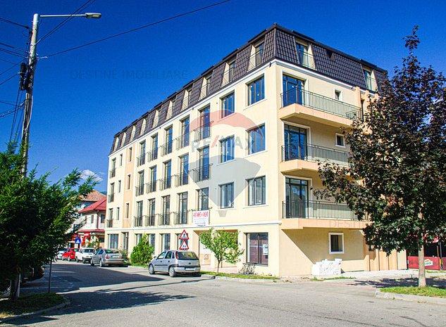 Apartament cu 2 camere de vanzare in zona Central Nehoiu Judetul Buzau - imaginea 1