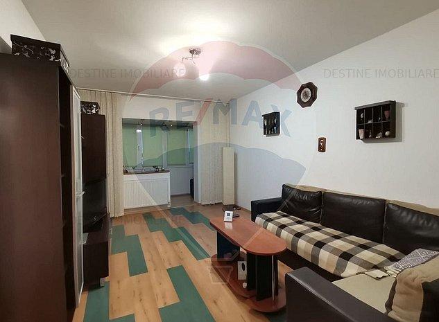 Comision 0% Apartament cu 2 camere semidecomandat de vanzare,nord - imaginea 1