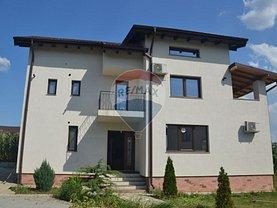 Casa de vânzare sau de închiriat 7 camere, în Bucov