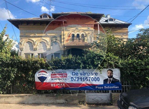 Casa / Vila in zona Ultracentral Ploiesti - imaginea 1