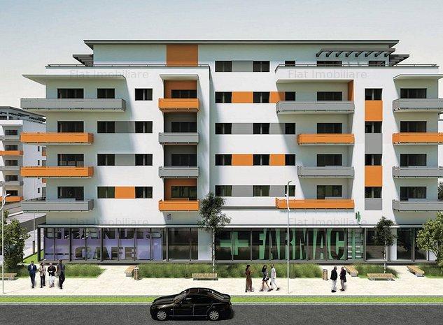 Apartament de tip Penthouse 4 camere - Grandis Residence  - imaginea 1