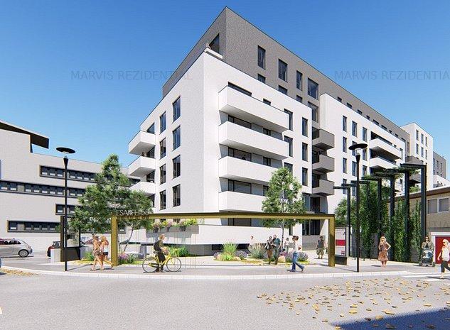 Apartament 2 camere-FINALIZAT-ACTE GATA- 5 minute metrou Mihai Bravu - imaginea 1