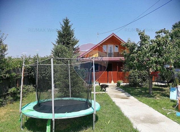 Casa / Vila in Letea Veche, Trecatoarea Holtului - imaginea 1