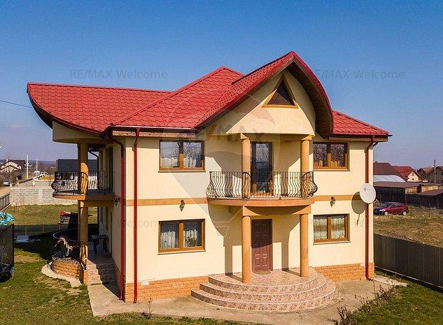 Casa / Vila cu 7 camere Magura, str. Drumul Bisericii - imaginea 1
