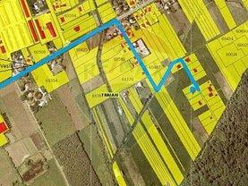 Teren agricol de vânzare, în Traian